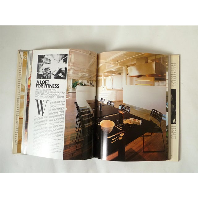 1981 Vintage New York Times Living Well Coffee Table Book - Image 3 of 5