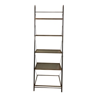 Four Hands Murray Leaning Bookshelf For Sale