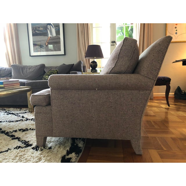 I am a Los Angeles interior designer and had these chairs made for myself. We've given them a lot of care and love and...