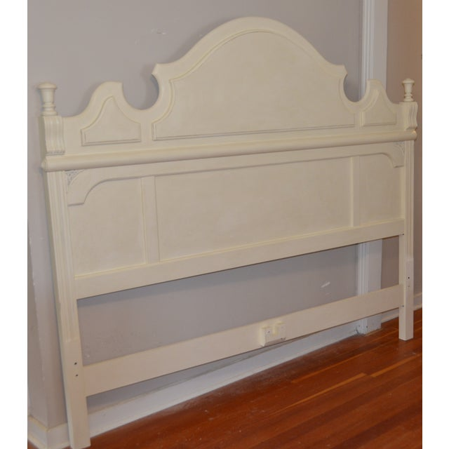 White King Size Bed Frame - Image 3 of 9