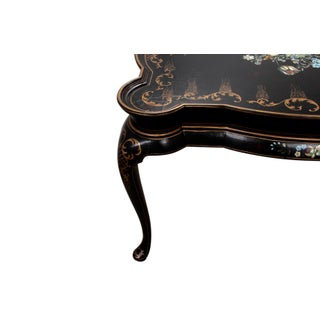 Back Chinoiserie Maitland-Smith Coffee Table Preview