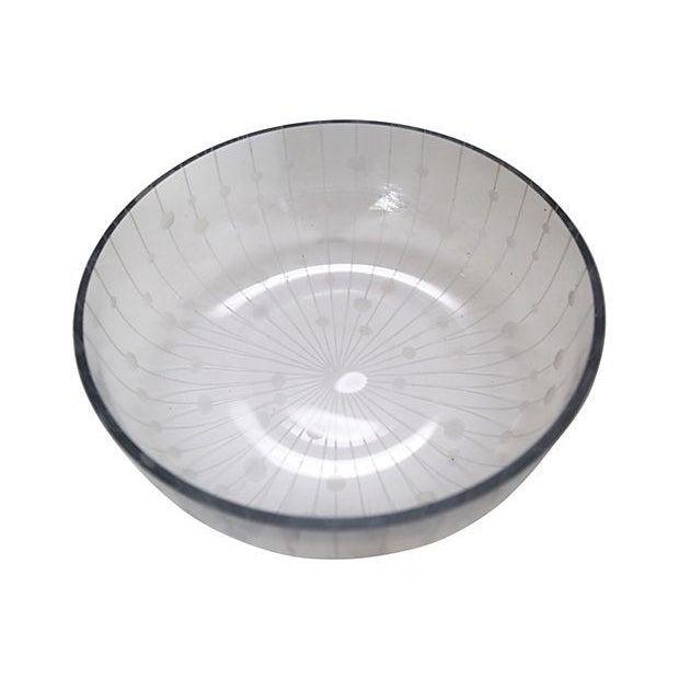 Modern Crystal Bowl - Image 2 of 2
