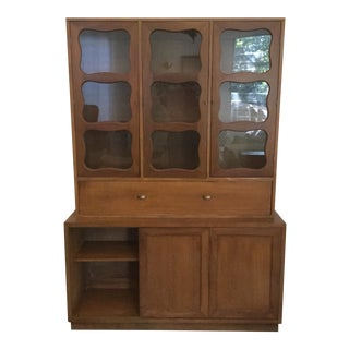 Mahogany Buffet and Desk