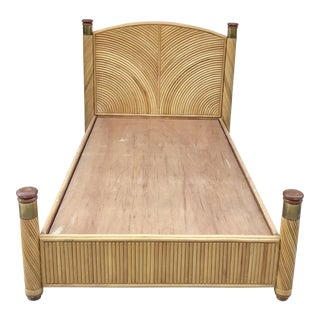 Rattan Twin Bed Frame