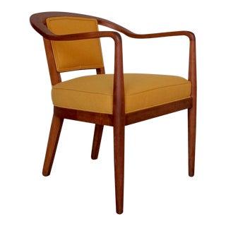Edward Wormley Mid-Century Modern Restored Armchair For Sale