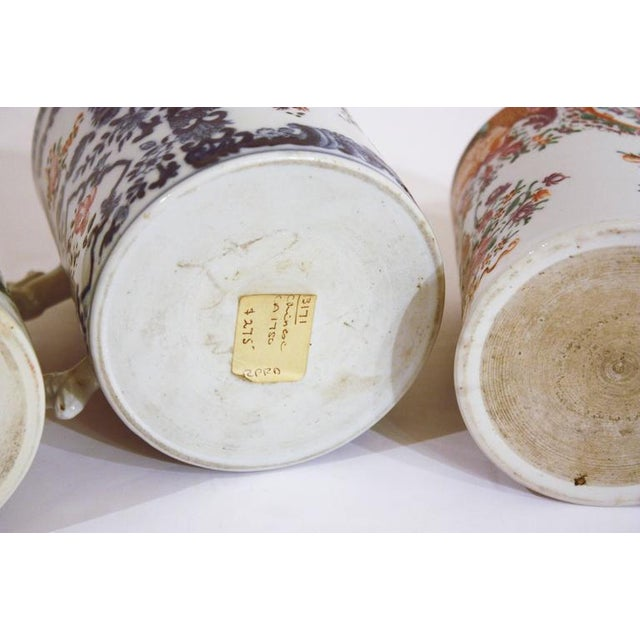 Late 18th Early 19th Century Chinese Export Mugs / Tankards For Sale In Dallas - Image 6 of 7