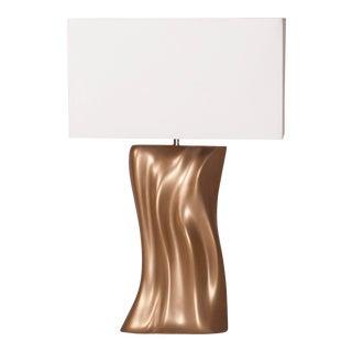 Amorph Doris Table Lamp - Gold Finish For Sale