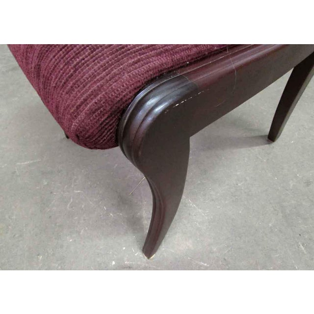 Set of 4 Solid Wood Dining Chairs - Image 4 of 9