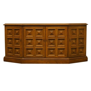 "Drexel Esperanto Collection 67"" Buffet / Sideboard For Sale"