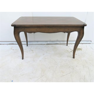 French Style Walnut Coffee Table Preview