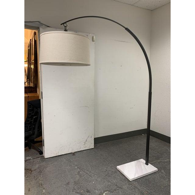Restoration Hardware Floor Lamps >> Restoration Hardware Arc Floor Lamp