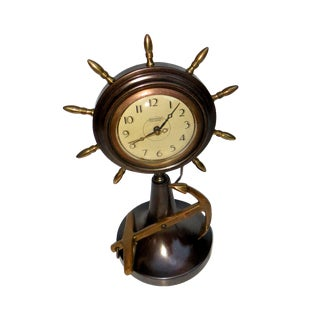 Anchor Ships Clock For Sale