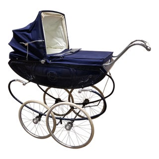 Pedigree Pram Vintage Baby Carriage