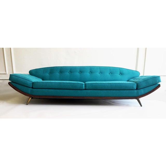Adrian Pearsall Oval Gondola Sofa - Image 2 of 4