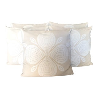 Limited Edition B&b Italia Canasta Pillows - Set of 5 For Sale