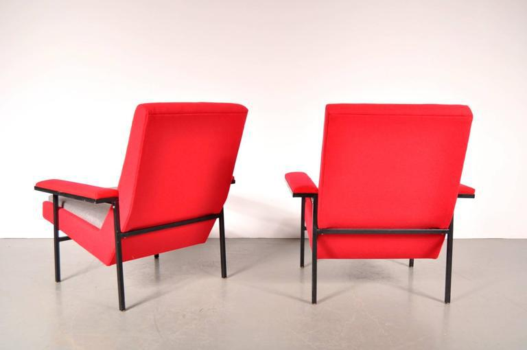 Pair Of ARP Chairs For Steiner, France, Circa 1950   Image 7 Of 8