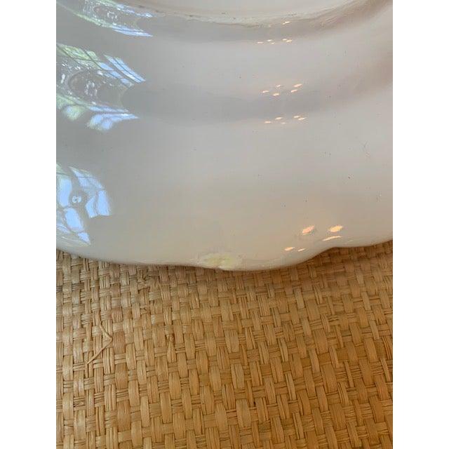 Ceramic 1970s Este Ceramiche Italy Trompe l'Oleil Plate For Sale - Image 7 of 8