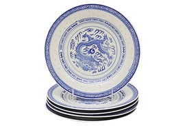Image of Chinese Serving Dishes and Pieces