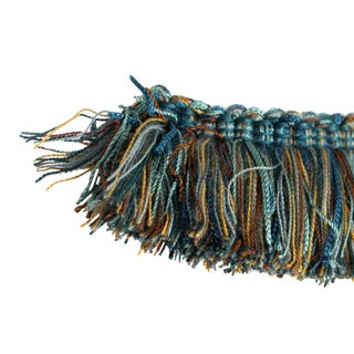 1990s Fabricut Spool Fringe Trim For Sale