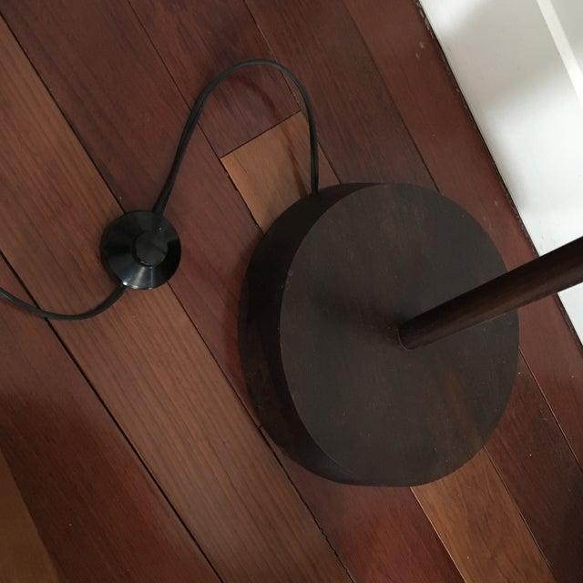 New York-Based Japanese Designer Floor Lamp - Image 7 of 8