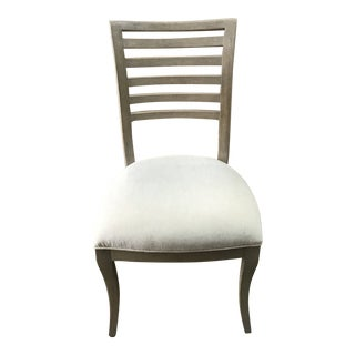 Caracole Wooden Side Chair For Sale