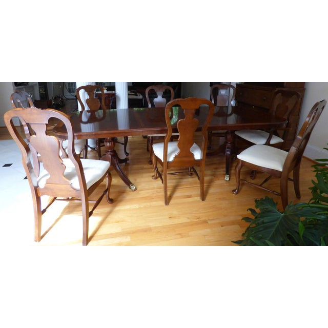 Queen Anne Dining Room Set - Image 4 of 7