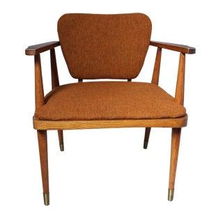 Mid-Century Modern Armchair For Sale