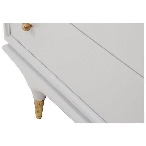 Mid-Century Modern Standing Dresser - Image 6 of 7
