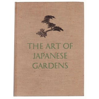 The Art of Japanese Gardens Book