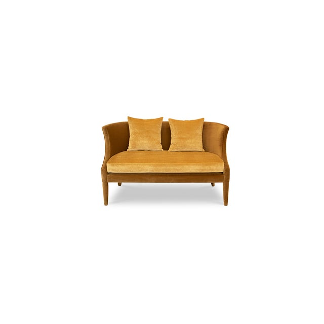 Mid-Century Modern Chignon Sofa From Covet Paris For Sale - Image 3 of 8