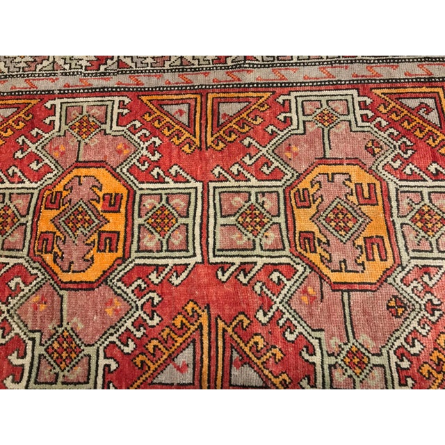 """Bellwether Rugs Vintage Turkish Oushak Small Area Rug - 4'4""""x6'6"""" - Image 4 of 11"""