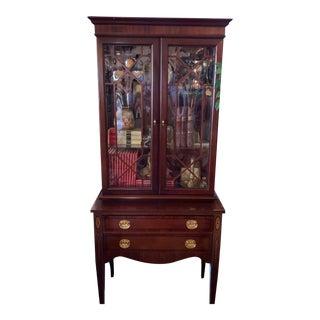 20th Century Jasper Secretary Desk For Sale