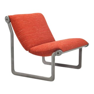 Hannah & Morrison Lounge Chair by Knoll For Sale