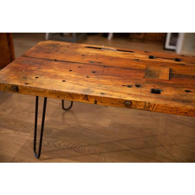 Reclaimed Wood Coffee Table Chairish