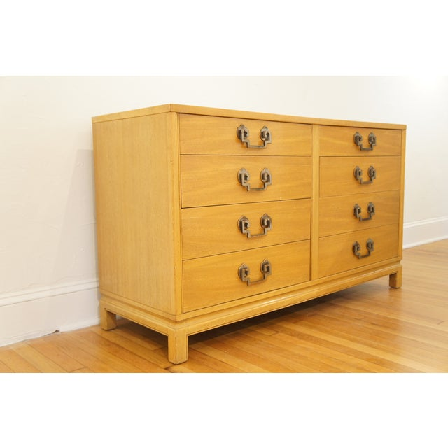 1950s Landstrom Chinoiserie Dresser For Sale - Image 4 of 8