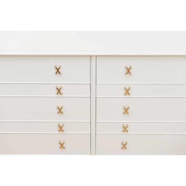 Paul Frankl 10 Drawer Dresser - Image 2 of 8