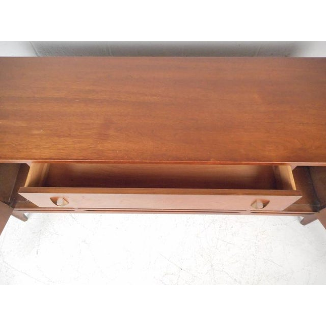 Broyhill Brasilia Style Mid-Century Credenza For Sale - Image 5 of 10