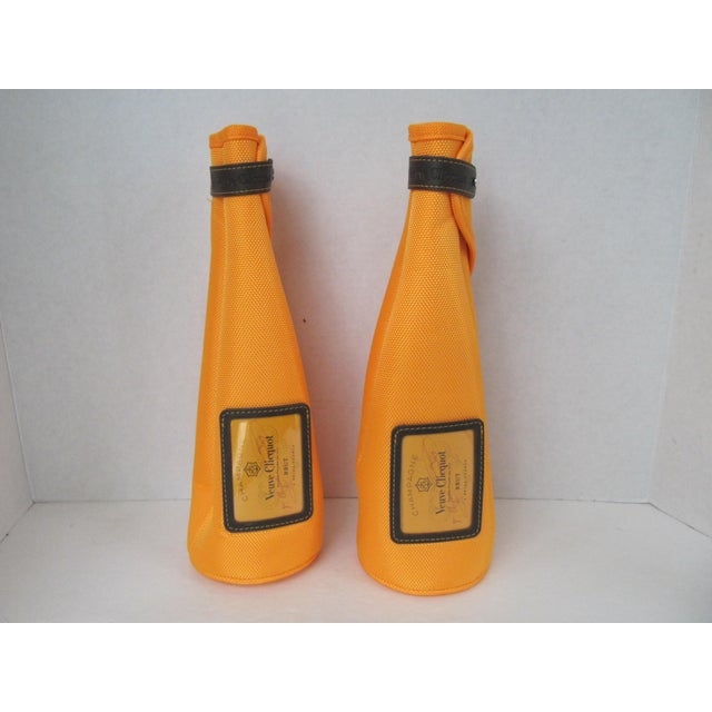 Traditional Veuve Cliquot Champagne Jackets-2 Pieces For Sale - Image 3 of 3
