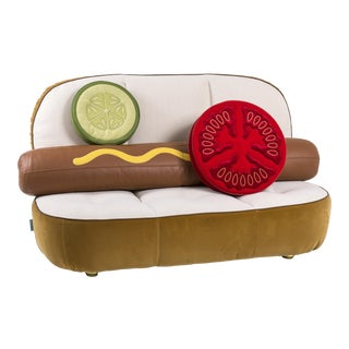 Seletti, Hot Dog Sofa, Studio Job, 2016 For Sale