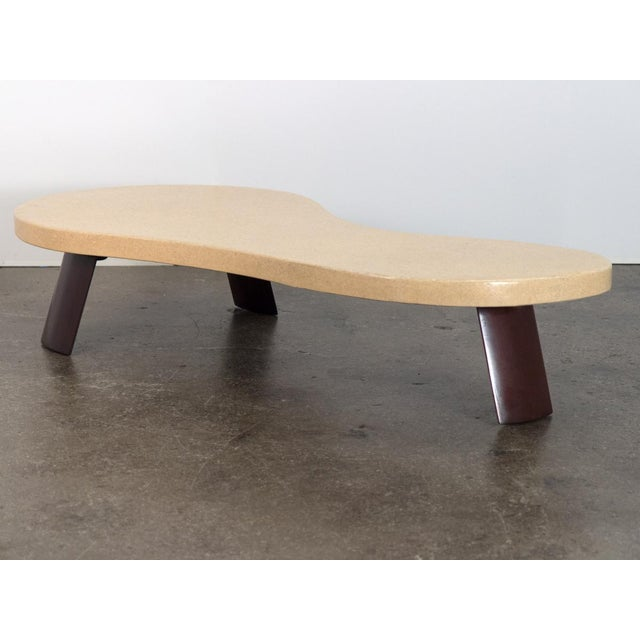 """1950s Paul Frankl """"Big Foot"""" Model #5028 Table For Sale - Image 5 of 10"""
