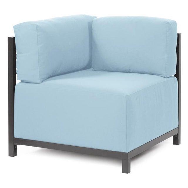 Kenneth Ludwig Chicago Urban Patio 4 Pc Sectional Sofa from Kenneth Ludwig Chicago For Sale - Image 4 of 5