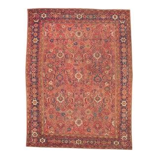 Persian Mahal Rug - 9′ × 12′
