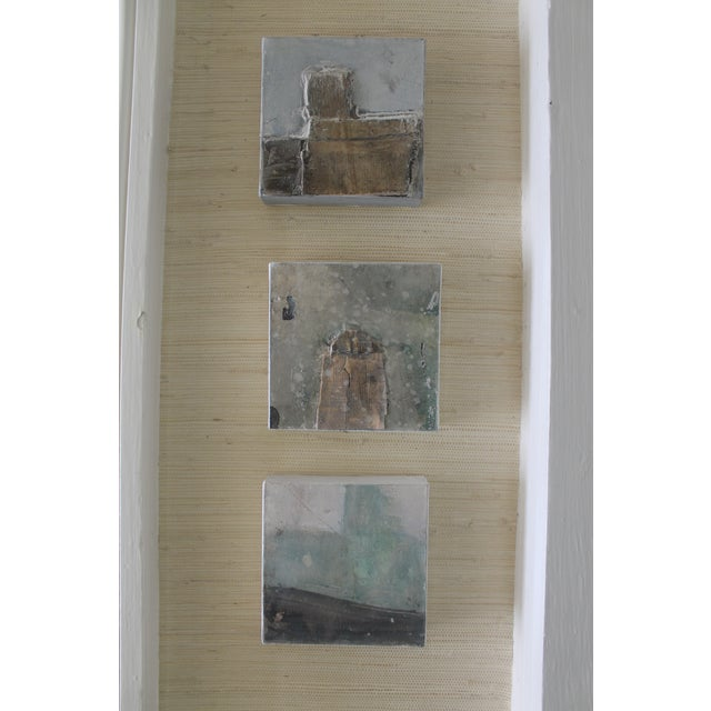 Original Paul Meyer Paintings - Set of 3 For Sale - Image 12 of 12