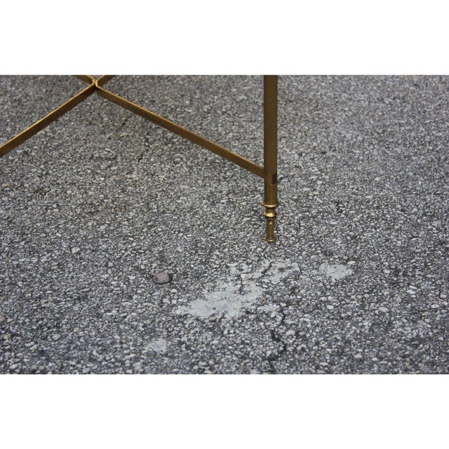 1940s Vintage French Maison Jansen Coffee Table For Sale - Image 9 of 13