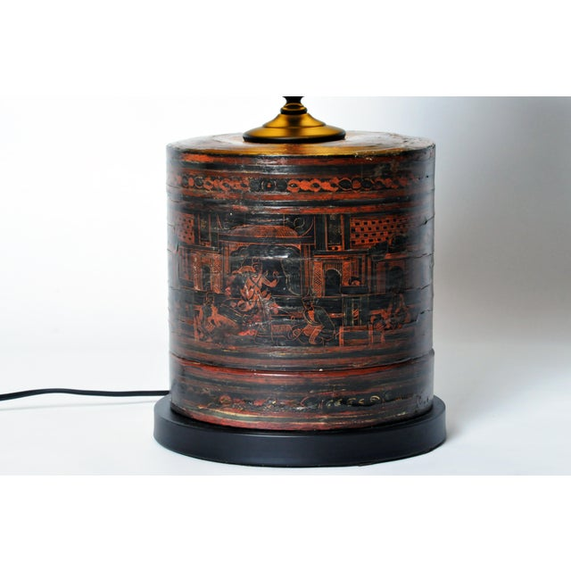 Betel Nut Box Lamp For Sale In Chicago - Image 6 of 11