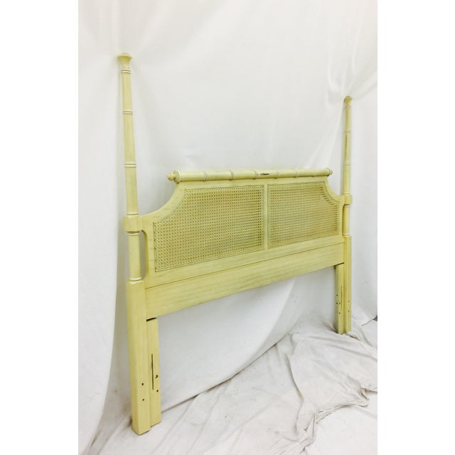 Chinese Chippendale Style Headboard - Image 5 of 7