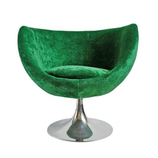 Emerald Green Bubble Chair For Sale