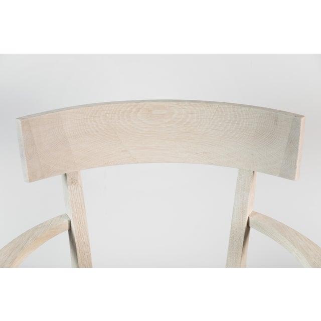 Paul Marra Modern Klismos Chair by Paul Marra For Sale - Image 4 of 8