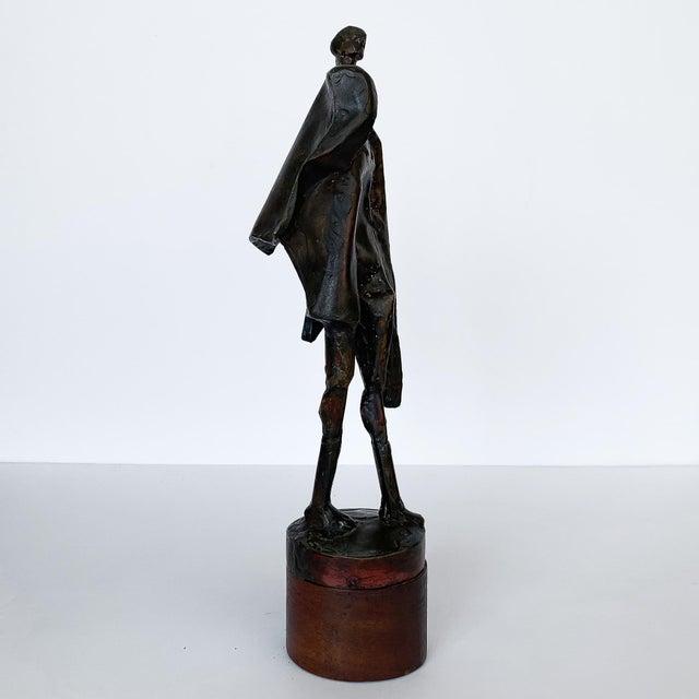 Carole Harrison Figurative Matador Sculpture For Sale In Chicago - Image 6 of 13