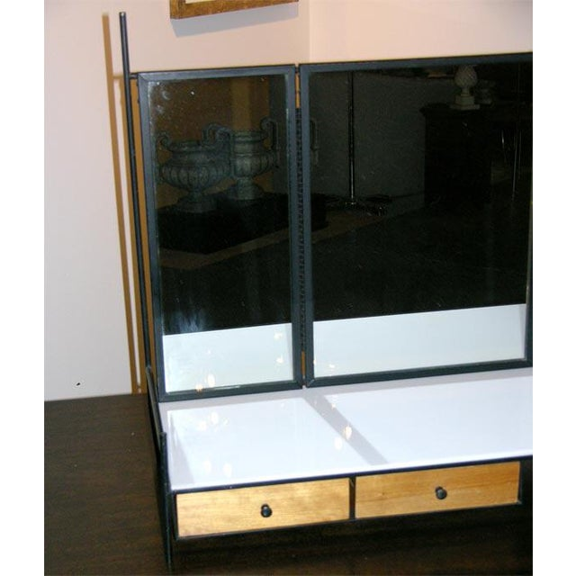 Dresser Top Vanity Mirror by Paul McCobb for Bryce Originals For Sale In New York - Image 6 of 8